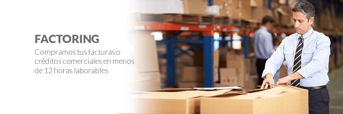 Solicitud de Factoring | Credixpress